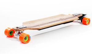 Evolve Bambú El otro demonio de la velocidad de los Skates eléctricos 5edabd26008c